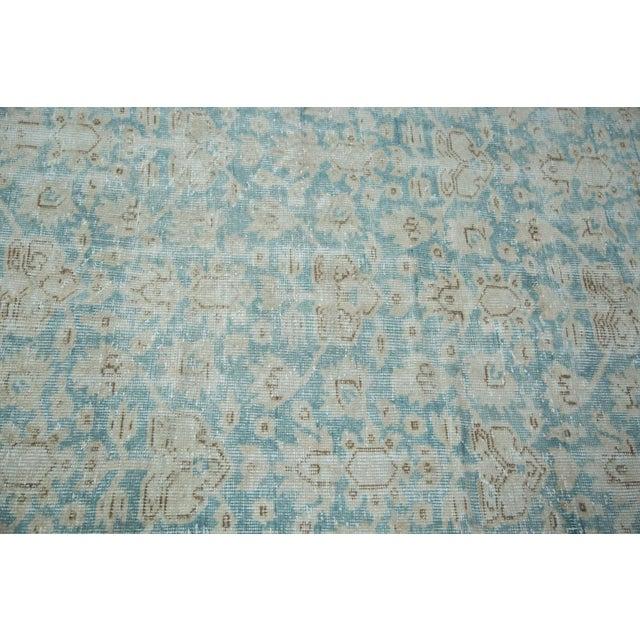 "Distressed Oushak Carpet - 8'10"" X 12'4"" - Image 6 of 10"