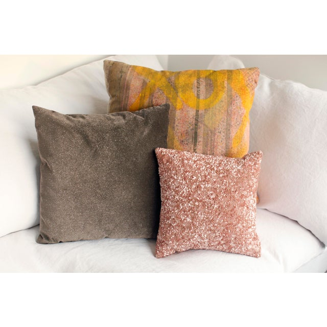 ABC Carpet and Home Graffiti Pillow - Image 4 of 7