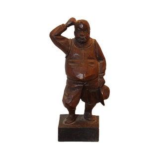 Figurine of Don Quixote Sidekick Sancho Panza