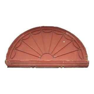 Palladian Style Door Header