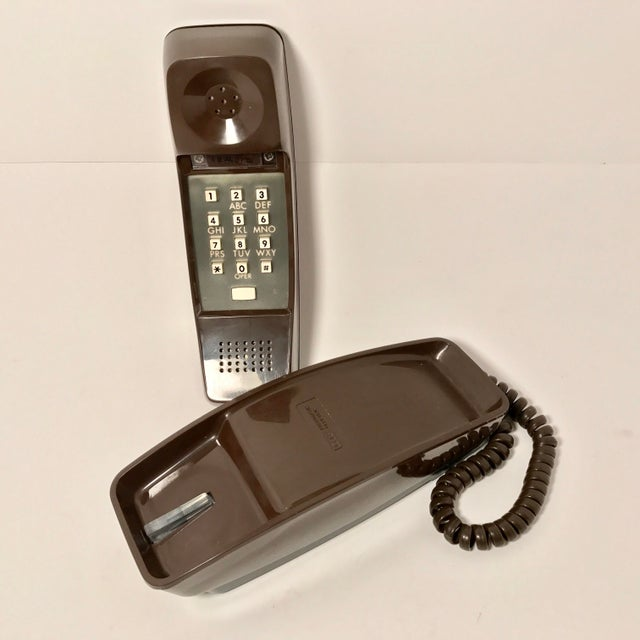 Retro Tabletop or Wall Mount Telephone - Image 3 of 7