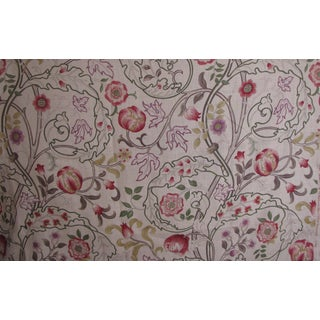 Morris & Co Linen Fabric 'Mary Isobel'