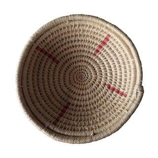 Boho Chic Coil Basket