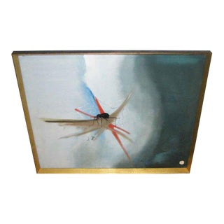 Insect Painting on Canvas