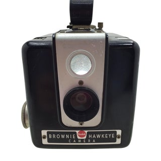 Brownie Hawkeye Camera by Kodak