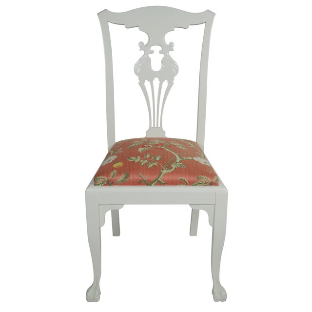 Chippendale Side Chairs - Set of 5 - Image 2 of 7