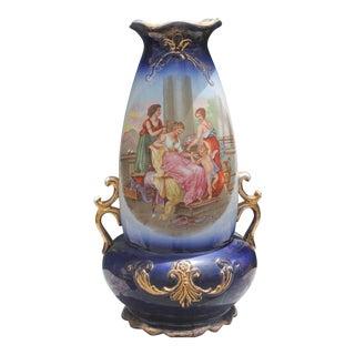 Antique Royal Vienna Style Vase