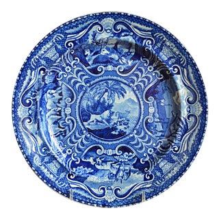 John Hall Staffordshire Quadrupeds Plate