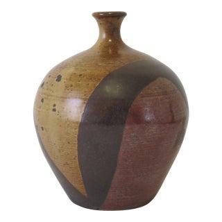 Vintage Studio Pottery Vase/Weed Pot
