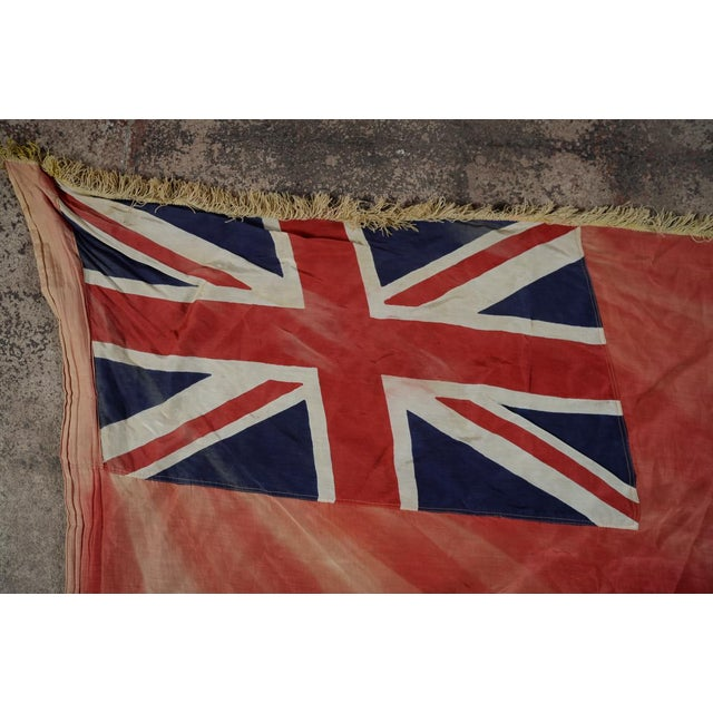 Canadian Red Ensign Original C.1930s Vintage Flag - Image 6 of 10