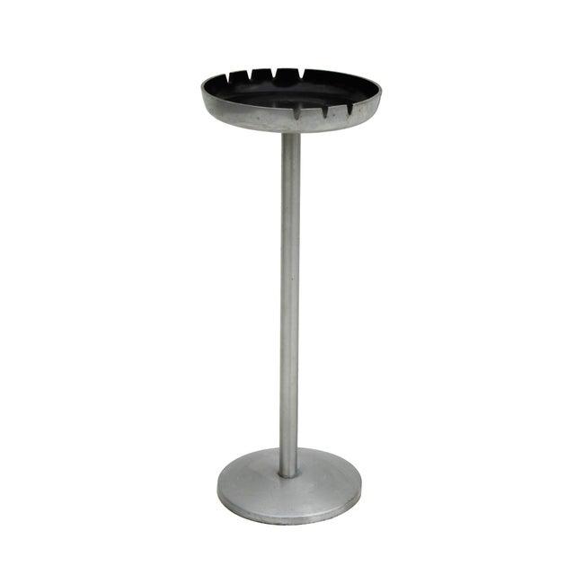 Image of Standing Aluminum Pedestal Ashtray
