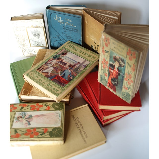 Antique & Vintage Book Collection - Set of 12 - Image 5 of 7