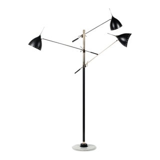 Stilnovo Floor Lamp Serie 1010 Piantana 3 Luci