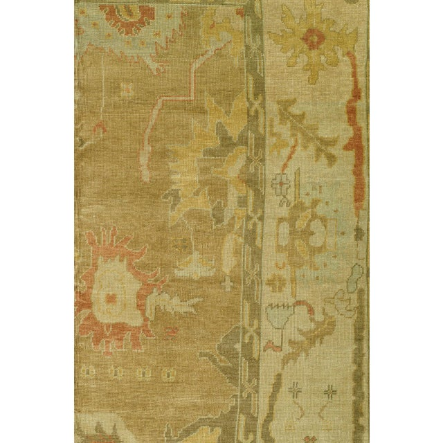 Turkish Oushak Rug - 12'4'' x 16'2'' - Image 2 of 6