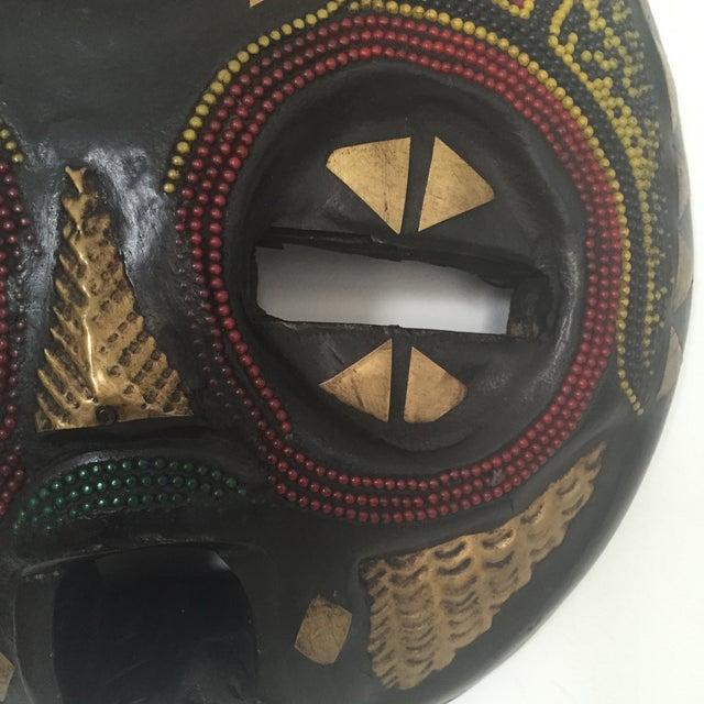 African Ghana Baluba Moon Mask - Image 4 of 6