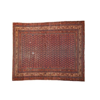 "Antique Malayer Rug - 5'3"" x 6'3"""