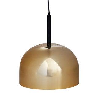 Brass Pendant Lamp by Stilnovo