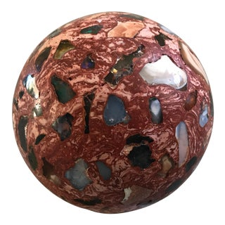 Unique Orb on Stand