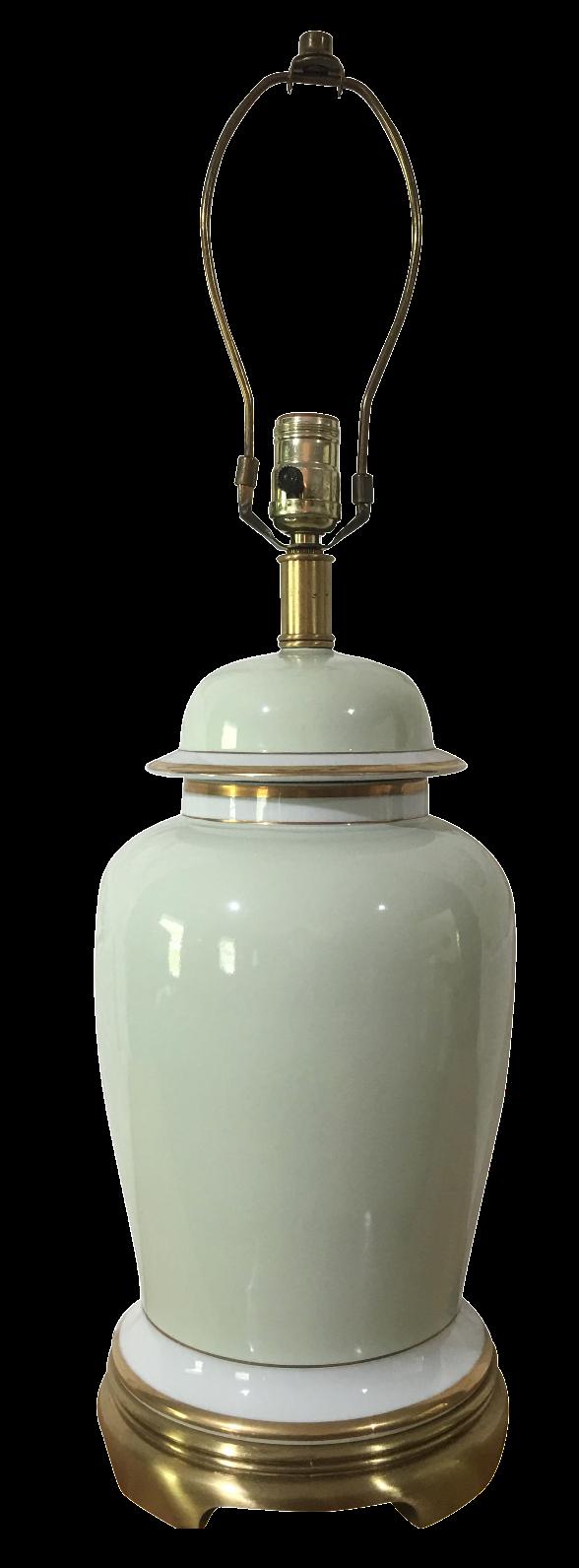 Vintage Frederick Cooper Lamp 40