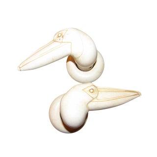 Toucan Hooks - A Pair