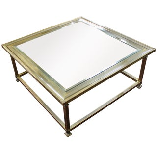 Mastercraft Picture Frame Coffee Table