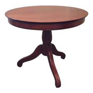Grange Louis Philippe Style Pedesetal Table