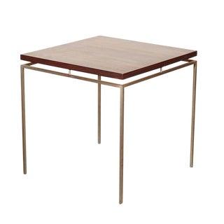 Rosewood Side Table by Knud Joos