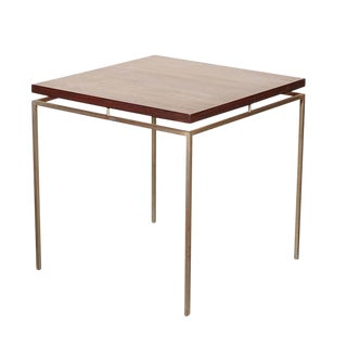 Rosewood Side Table by Knud Joos