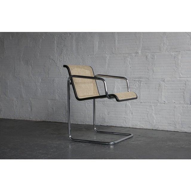 Marcel Breuer Style Armchair - Image 5 of 10