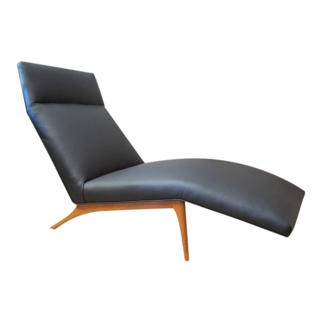 Rare Danish Lounge Chair by Poul Jensen for Selig - Image 1 of 5