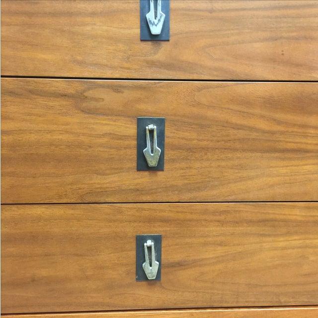 Image of Brown & Saltman Six-Drawer Dresser