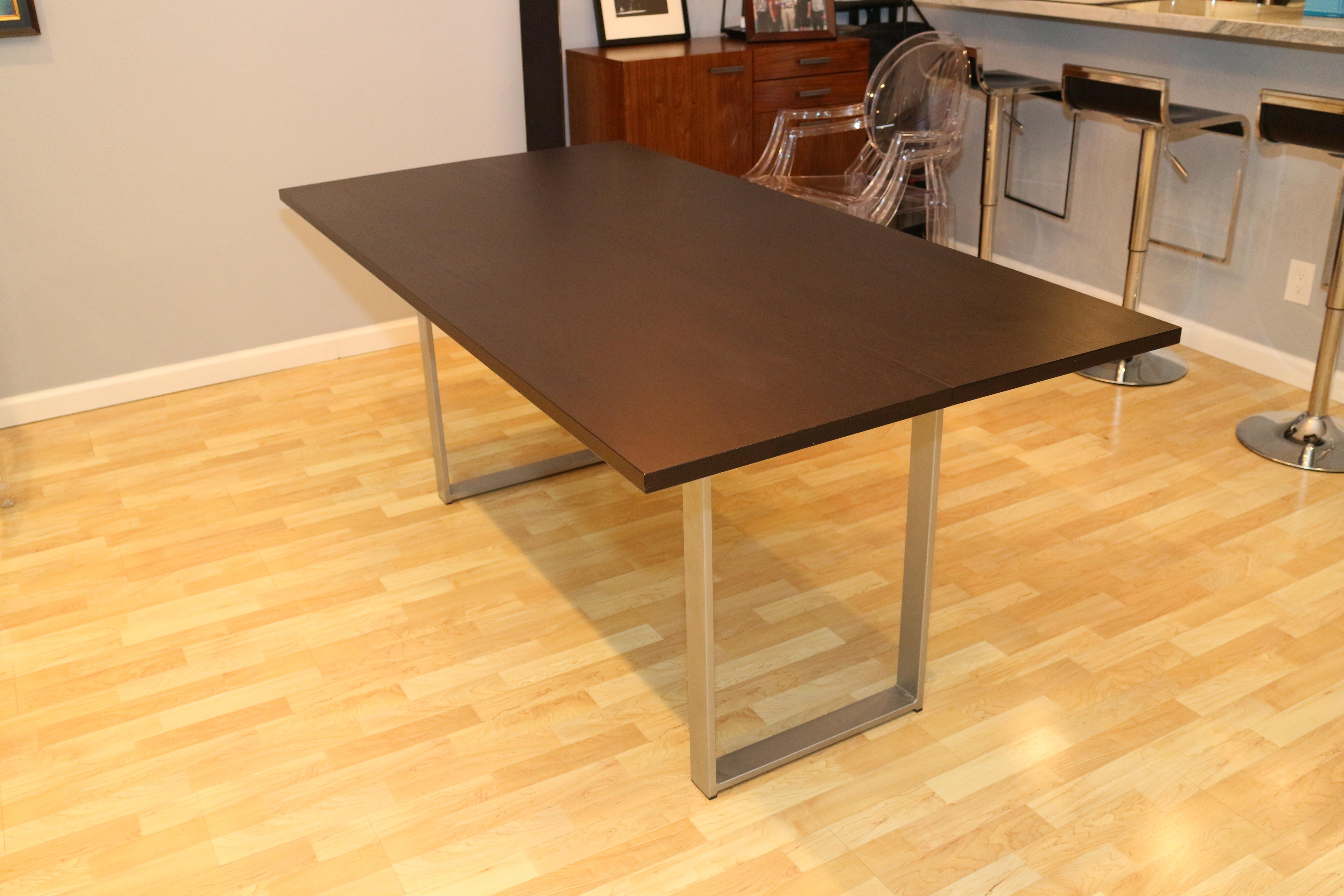 Design Within Reach Lance Folding Dining Table   Image 3 Of 9