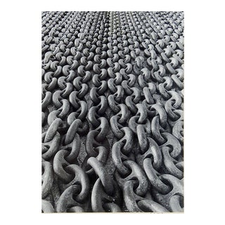 Anchor Chain Photograph by Rasmussen