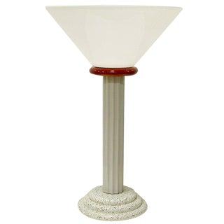 Circa 1980 Massimo Vallotto for Viba Table Lamp