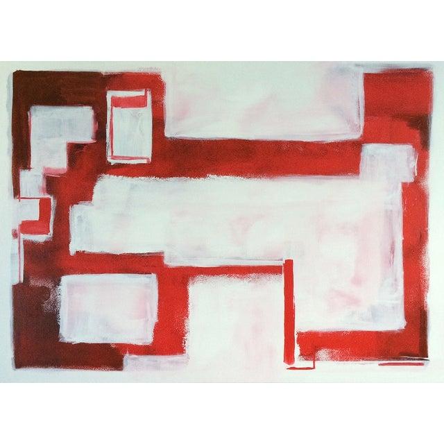 'Dynasty' Original Painting by Linnea Heide - Image 1 of 6