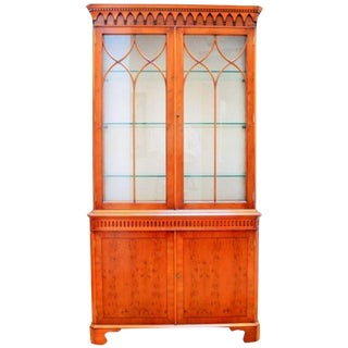 Bevan Funnell Yew China Cabinet