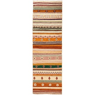 "Lori Hand Knotted Runner - 2'1"" X 6'6"""