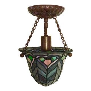 Tiffany Style Ceiling Pendant Light