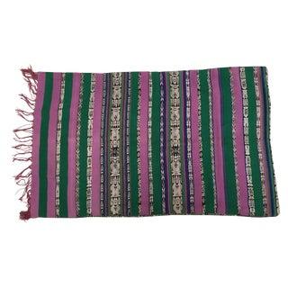 Jaspe Corte Guatemalan Pillow Cover