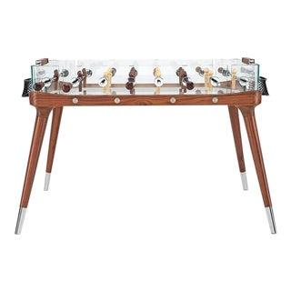 Superbly Crafted Foosball Table by Teckell in Walnut