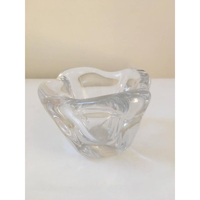 French Daum Glass Bowl - Image 3 of 6
