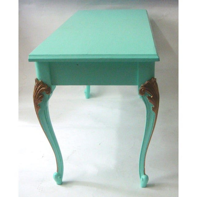 Mid-Century Painted Piano Bench - Image 4 of 6