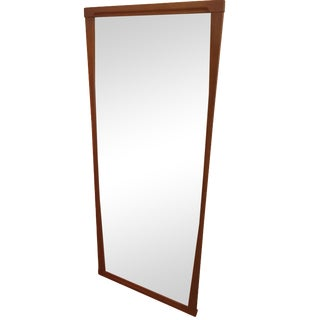 Mid-Century Full-Length Mirror