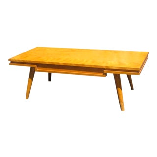Russel Wright for Conant Ball Mid-Century Modern Coffee Table