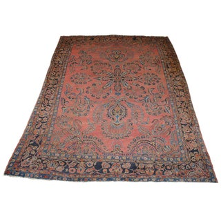 Persian Lilihan Carpet- 9′1″ × 12′1″