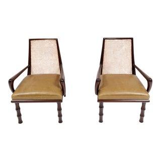 Lounge Chairs attributed to Eugenio Escudero