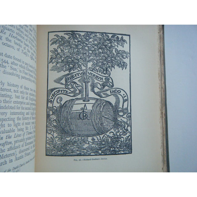 History of English Printing Antique Book - Image 5 of 6