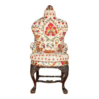 Anglo-Indian Chair