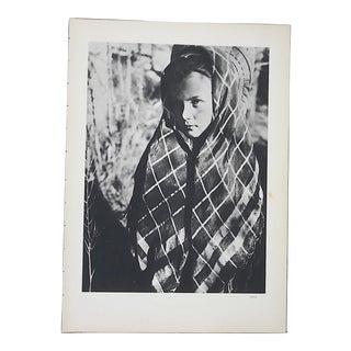 Vintage 1939 Zucca-Verve-Paris Heliogravure Photograph