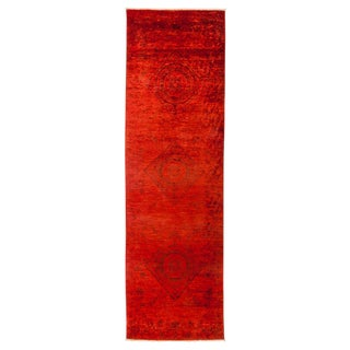 """Hand Knotted Runner - 3'0"""" X 9'10"""""""